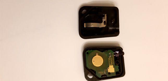 Comando clio I. 1993 apenas a parte plastica sem o chip.novo