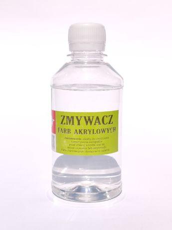 Zmywacz do farb akrylowych 250 ml WAMOD [314]