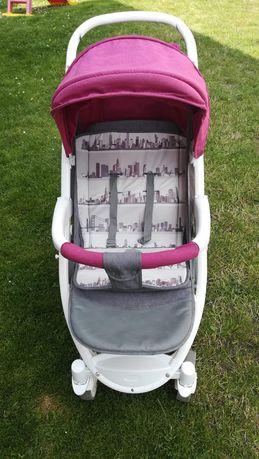Wózek spacerowy Lorelii s300 spacerowy piękny+gratis kocyk