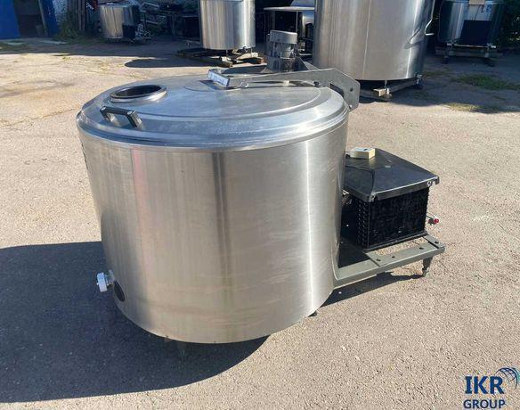 Охладитель молока Б/У Alfa Laval на 500 литров на складе в Украине
