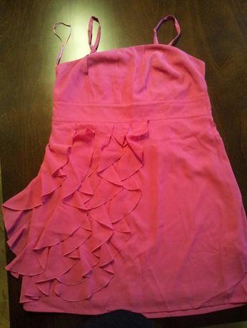 nowa sukienka 44 BODYFLIRT kolor fuksja