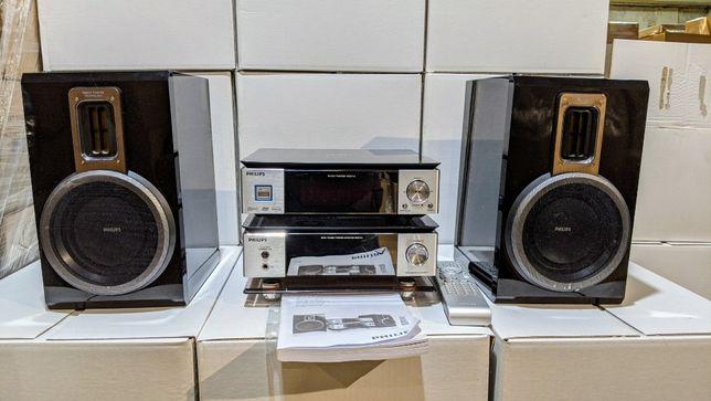 Музыкальный центр Hi-Fi Philips mcd 716