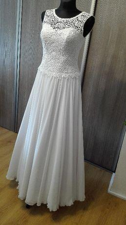 Suknia ślubna dla wysokiej M/L