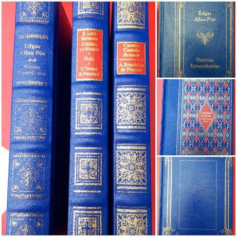 Coleção Raríssima de Livros Vintage