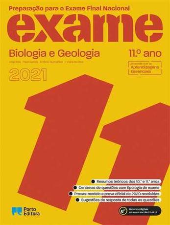 Preparação Exame Final Nacional 2021 - Biologia e Geologia 11º Ano