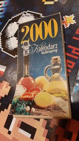 Kalendarz ździerak 2000