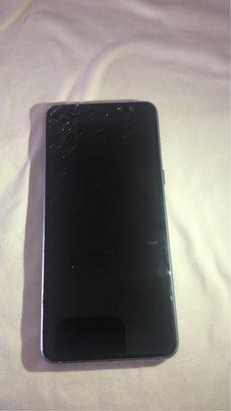 Samsung A8 2018- reparo e peças