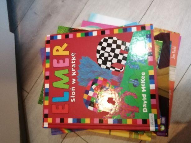 Elmer książki dla dzieci