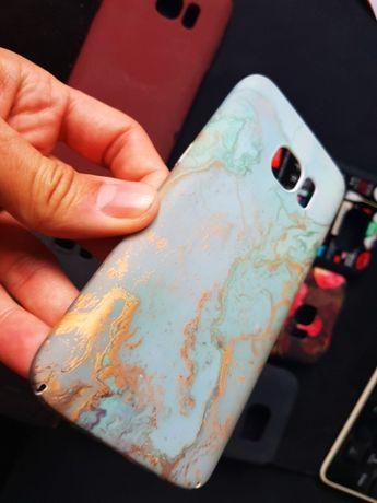 Чехол накладка для Samsung Galaxy S7 G930 Friends Stone MSVii