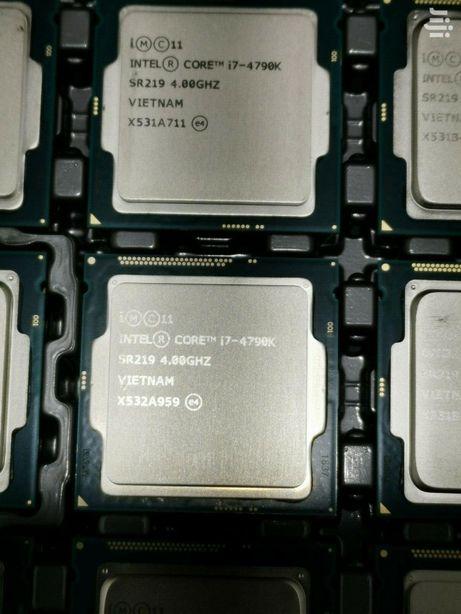 Intel Core i7 - 4790K