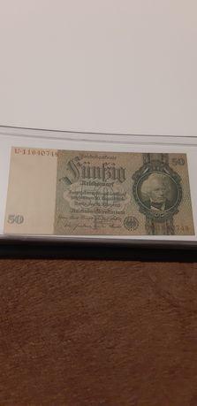 Banknot 50 marek 1933r