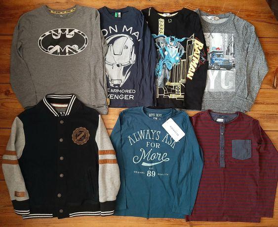 Bluzka bluzki bluza next h&m r 122-128