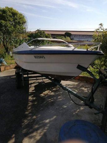 Barco Argus 400 bom estado