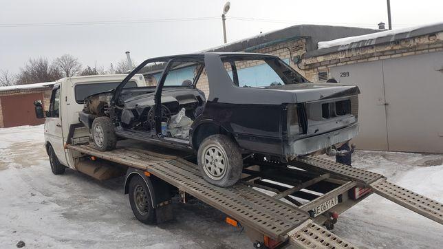 Lancia thema 2.0 I.e. turbo. Капиталка и покрашен