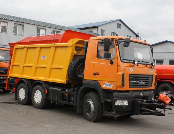 Дорожня комбінована машина МДКЗ-17
