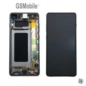 Ecrã - Display LCD Touch Frame Samsung S10 Plus Galaxy G975F Original