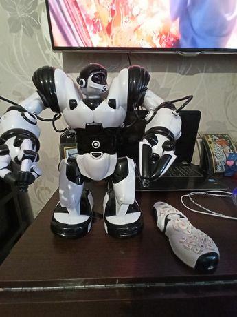 Интерактивный робот Robosapien
