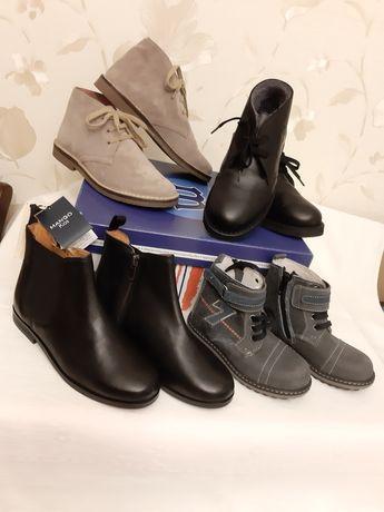 Обувь для мальчика FDOCKSTEPS, MANGO, MISSOURI,Melania