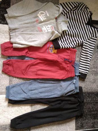 Zestaw ubrania dla chłopca 122-128