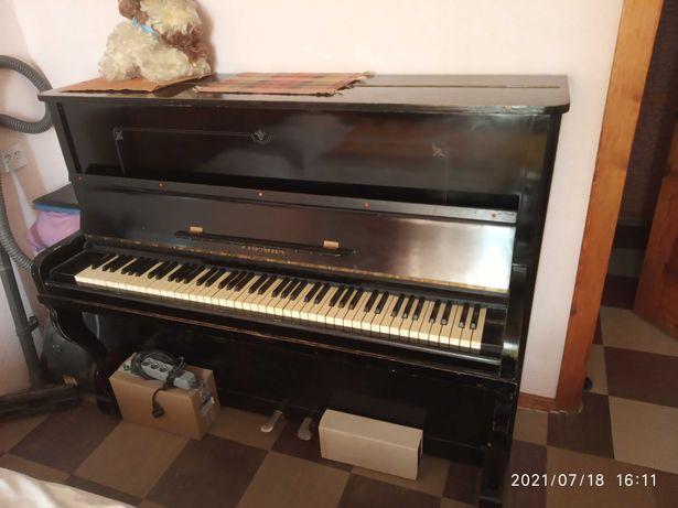Пианино Украина черное