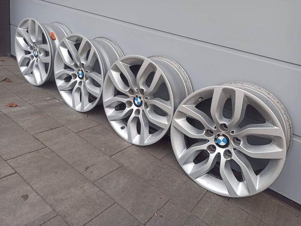 Felgi 17 cali BMW X4 X3 - Komplet - Odnowione