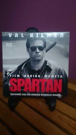 Spartan - Film DVD - Lektor Polski - NOWY !!