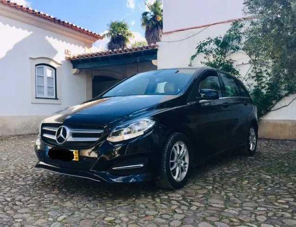 Mercedes B180 ano 2015