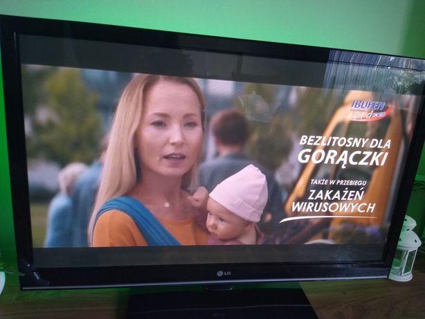 TV LG plazma 42  .
