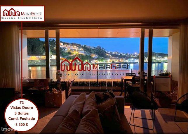 T3 | Vistas Douro | 3 suítes | Cond. Fechado | MaiaGest