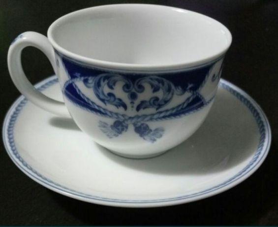 Serviço de chá Villa vista alegra