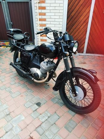 Мотоцикл иж юпитер К ретро ЦЕНА договорная