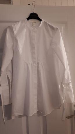 H&M Mama biała koszula rozm. S stan idealny