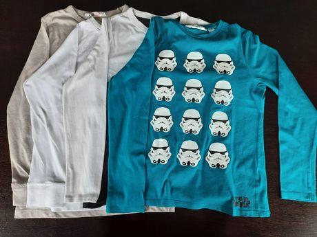 Bluzki z długim rękawem H&M