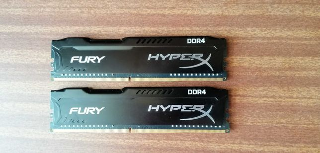 Pamięć Kingston HyperX, DDR4, 8 GB, 2133MHz, CL14 (HX421C14FBK2/8)