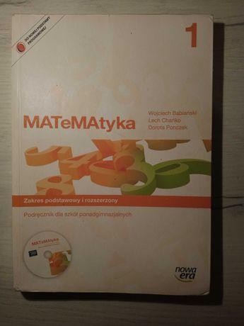 Matematyka 1 - podręcznik do matematyki, wyd. Nowa Era