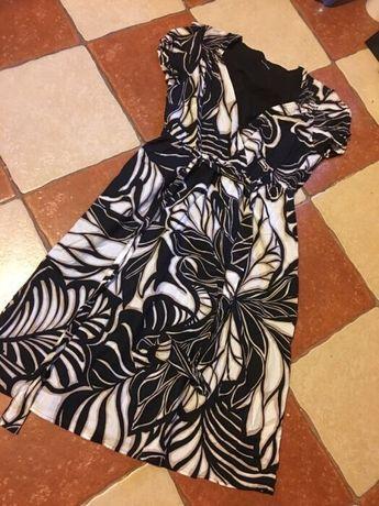 Promie elegancka damska sukienka 40 raz ubrana