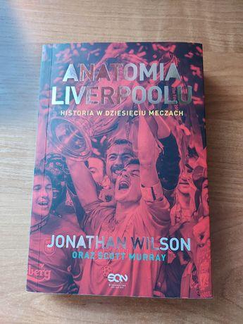 "Książka ""Anatomia Liverpoolu"""
