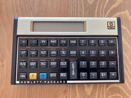 Calculadora HP 12C - Nova
