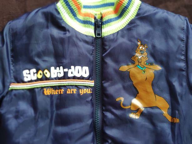 Kurtka chłopięca Scooby-Doo r. 86
