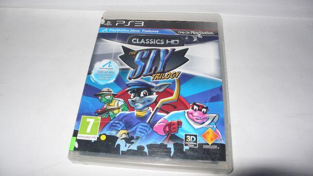 Gra do PS3 / The Sly Trilogy / unikat / Playstation 3