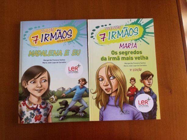 Livros 7 Irmãos
