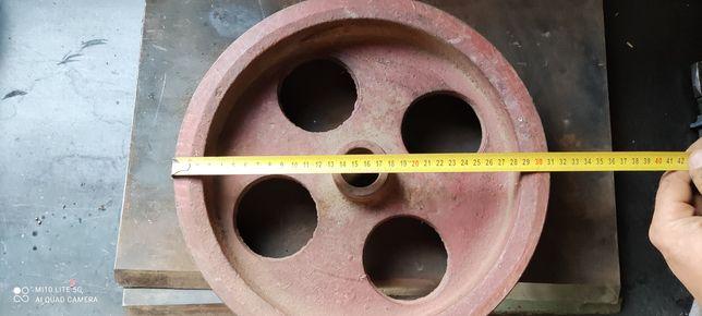 Koło pasowe szajba otwór fi 35 średnica 31 cm