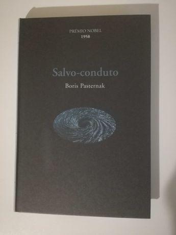 """Boris Pasternak (""""Salvo-conduto"""")"""