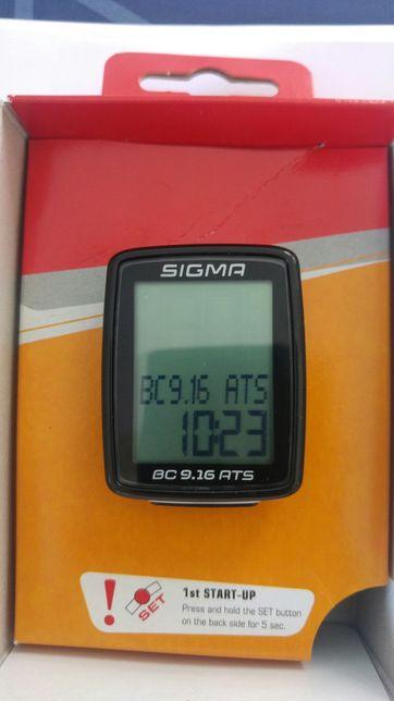 Bike Computer Sigma BC 9.16 ATS Wireless