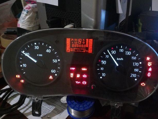 Щиток приборов с бортовым компьютером для Renault Traffic\Vivaro