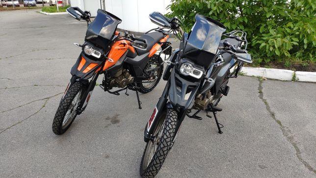 Мотоцикл Shineray X-Trail 250 2020 мотосалон MotoPlus