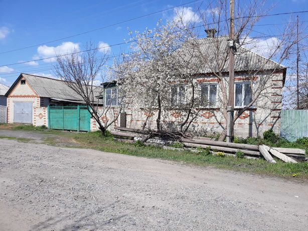 Продам дом в центре Золочева
