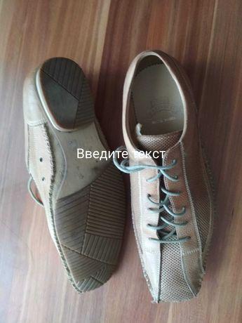 Туфли кожанные р.42