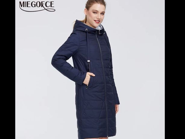 Куртка пальто Miegofce 52-54 р пуховик next h&m columbia