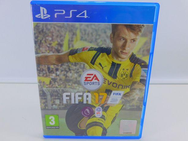 Gra na konsolę PS4 FIFA 17 zadbana
